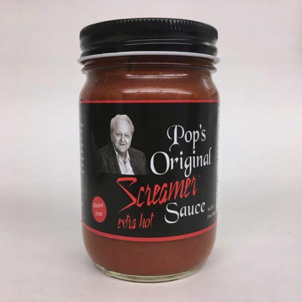 Extra Hot Screamer Sauce